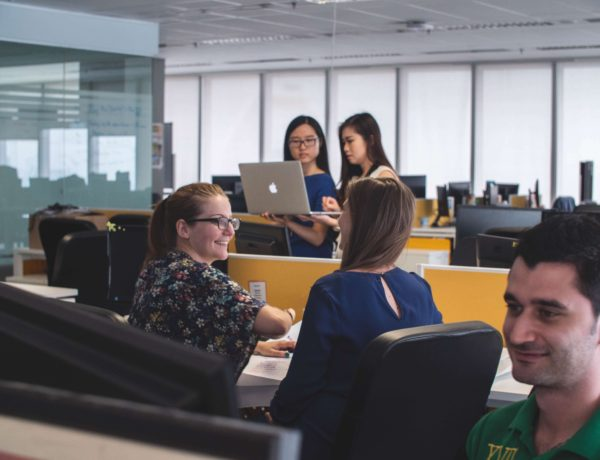The Future Of Workplaces And Their Technology