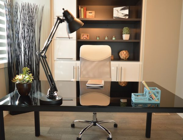 How to Sneak a Home Office Into Any Room